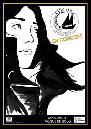 Lady Flow : 1st solo show !
