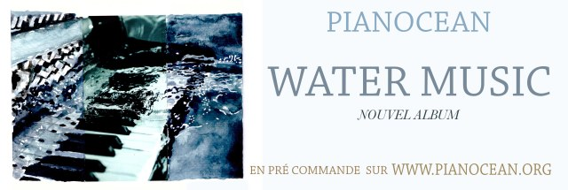 Bandeau Water Music white light